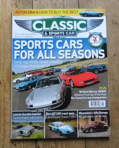 Classic and Sports Car Magazine February 2012