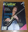 Guitar Player July 1982