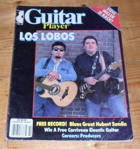 Guitar Player February 1987