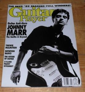 Guitar Player January 1990
