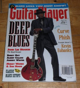 Guitar Player August 1992