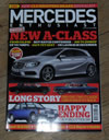 Mercedes Enthusiast Magazine August 2012