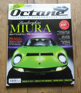 Octane Magazine October 2011