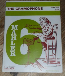 The Gramophone Magazine, July 1968