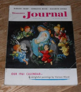 Woman's Journal December 1960