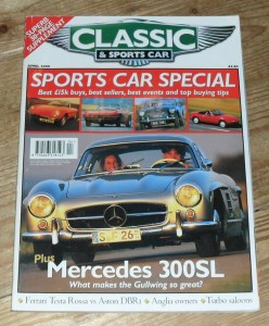 Classic and Sports Car Magazine April 2000