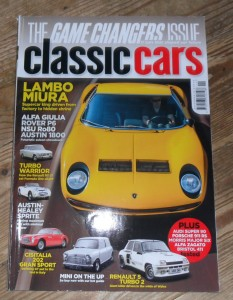 Classic Cars Magazine November 2012
