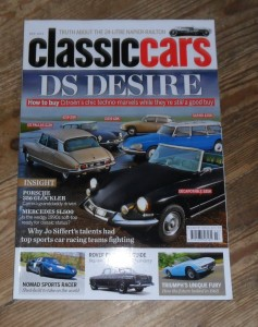 Classic Cars Magazine February 2011