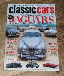 Classic Cars Magazine October 2012