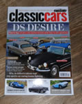 Classic Cars Magazine March 2011
