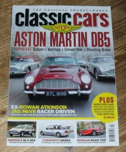Classic Cars Magazine April 2013