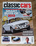 Classic Cars Magazine August 2013