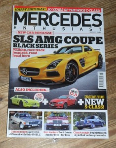 Mercedes Enthusiast Magazine May 2013