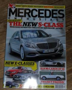 Mercedes Enthusiast Magazine July 2013