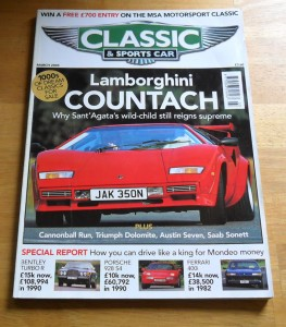 Classic and Sports Car Magazine March 2003