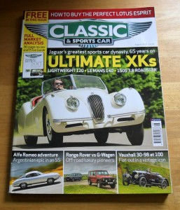 Classic and Sports Car Magazine August 2013