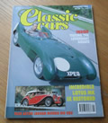 Classic Cars Magazine January 1993