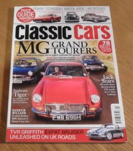 Classic Cars Magazine February 2014