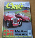 Classic Cars Magazine October 1993