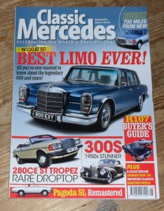 Classic Mercedes Magazine, Issue 5