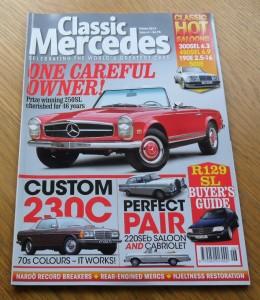 Classic Mercedes Magazine, Issue 6