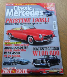 Classic Mercedes Magazine, Issue 8