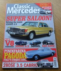 Classic Mercedes Magazine, Issue 9