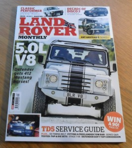 Land Rover Monthly September 2014