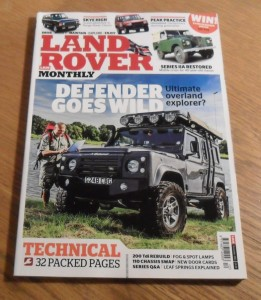 Land Rover Monthly December 2013