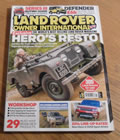 Land Rover Owner International January 2014