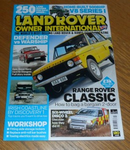 Land Rover Owner International February 2014