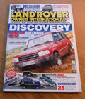 Land Rover Owner International Spring 2014