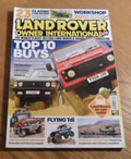 Land Rover Owner International December 2013