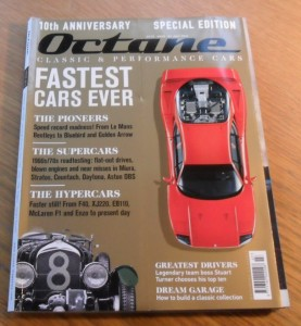 Octane Magazine July 2013