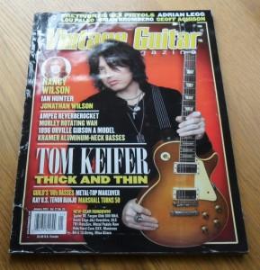 Vintage Guitar January 2013