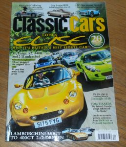 Classic Cars Magazine December 2015