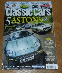 Classic Cars Magazine September 2015