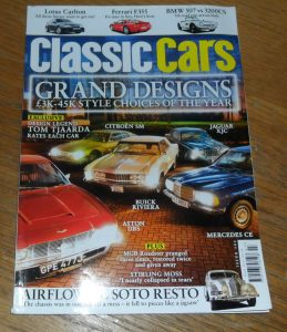 Classic Cars Magazine July 2015