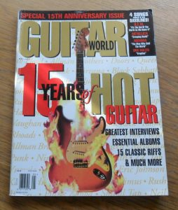 Guitar World May 1995