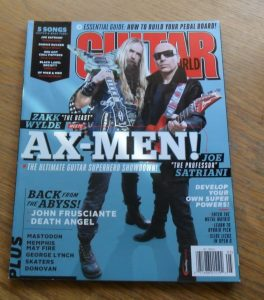 Guitar World May 2014