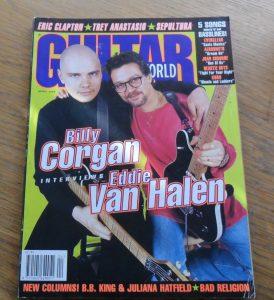 Guitar World April 1996