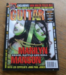 Guitar World December 1996