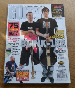 Guitar World January 2004
