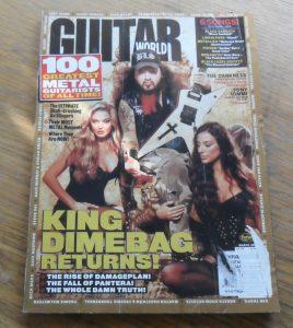 Guitar World March 2004