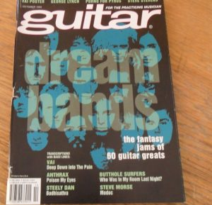 Guitar For The Practicing Musician October 1993