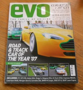 EVO Magazine Issue 105