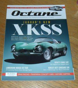 Octane Magazine January 2017