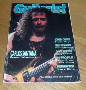 Guitarist Magazine September 1989
