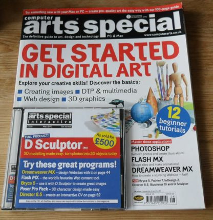 Computer Arts Special Issue 35 2002
