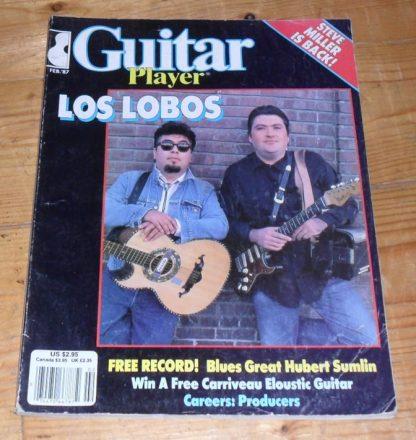 Guitar Player February 1987
